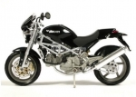 44023C Ducati Monster 1100 2010, black 1:12