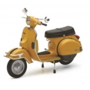 42213Y Vespa P200E 1978 yellow 1:12