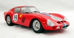 M5903 Ferrari 250 GTO 24 Hours of Le Mans 1962 GT Class Winner #19 driven by Pierre Noblet/Jean Guichet 1:18