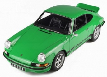18044GR Porsche 911 Carrera RS 1973 green/black 1:18