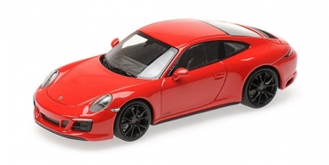 410067320 PORSCHE 911 (991.2) CARRERA 4GTS – 2017 – RED 1:43