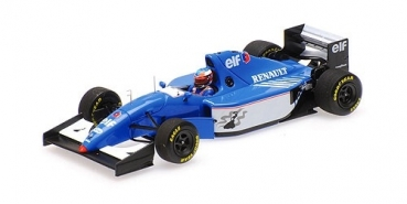 517944399 LIGIER RENAULT JS39B – MICHAEL SCHUMACHER – TESTING – ESTORIL 12TH DECEMBER 1994  1:43