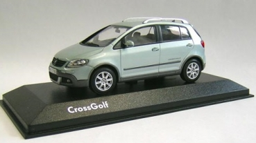 5M7099300P7X VW Cross Golf 5 ice silver met. 2007 1:43