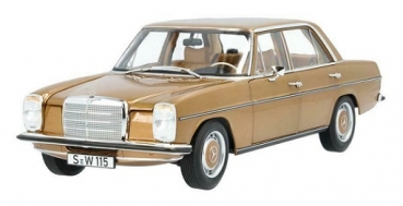 B66040665 Mercedes-Benz 200 /8 (W115) 1968 gold 1:18