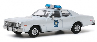 86581 Smokey and the Bandit (1977) - 1975 Plymouth Fury Arkansas Sheriff 1:43