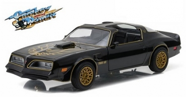 84013 Smokey and the Bandit (1977) - 1977 Pontiac Firebird Trans Am 1:24