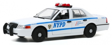 85513  2011 Ford Crown Victoria Police New York City Police Dept (NYPD) 1:24