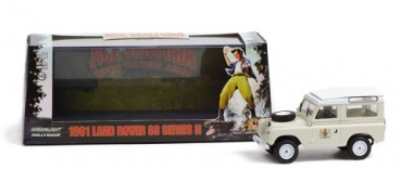 86562 Ace Ventura: When Nature Calls (1995) - 1961 Land-Rover 88'' Series IIa Station Wagon 1:43