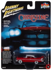 JLSP095 Christine 1958 Plymouth Fury Dirty Version 1:64