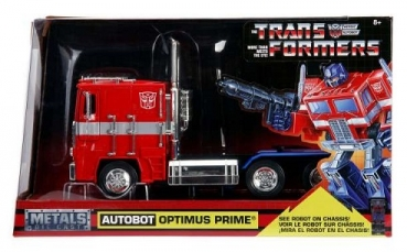 99524 Transformers Optimus Prime Heroc Autobot 1:24