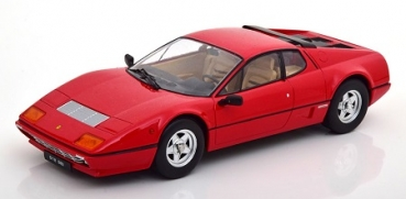 180541 Ferrari 512 BBi 1981 red 1:18
