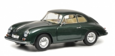 0314 Porsche 356 A Carrera Coupe, green metallic 1:18