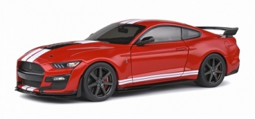 421186000 Ford Mustang Shelby GT500 2020 red 1:18