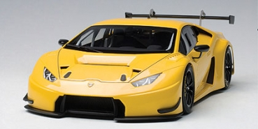 81528 LAMBORGHINI HURACAN GT3 (GIALLO INTO/PEARL EFFECT YELLOW) 1:18