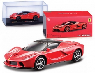 36902 FERRARI LAFERRARI RED (SIGNATURE SERIE) 1:43