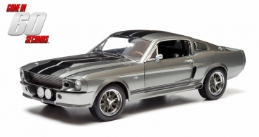 12909 Gone in 60 Seconds (2000) - 1967 Ford Mustang Eleanor 1:18