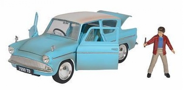 253185002 Harry Potter 1959 Ford Anglia 1:24